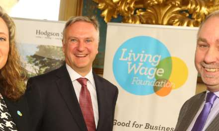 The Living Wage is good for employees and good for business