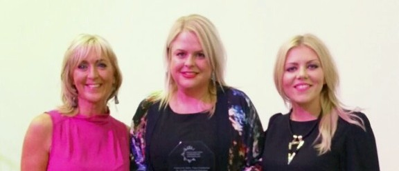 Special Award Recognises Team's Community Work