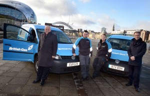 British Gas Newcastle Enegy Challenge_Quayside
