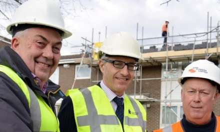 £5M ROOF REPLACEMENT CONTRACT GETS UNDERWAY IN NEWCASTLE