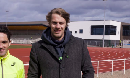 Track and Field Stars Give Thumbs Up to Sports Village