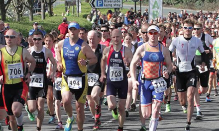 Duathlon Spectacular a Success in Stockton