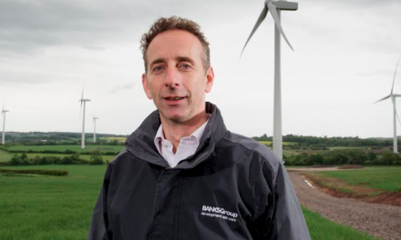 Hall Construction Appointed by Banks Group as Main Contractor for £14m Hook Moor Wind Farm