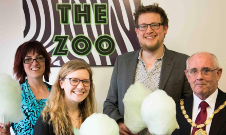 Welcome to the Zoo – New Creative Space Opens in Monkseaton.