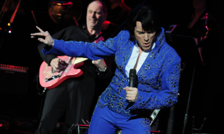 One Night of Elvis Comes to Blyth