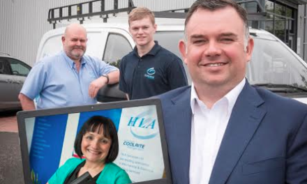 Aligned Sales and Marketing Approach Benefits Growing Business HLA Services Ltd