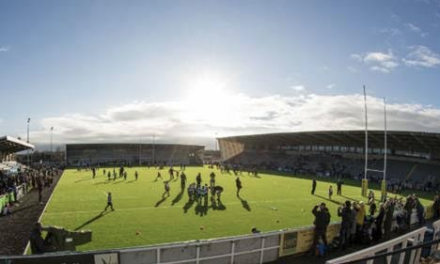Newcastle Rugby purchase Kingston Park Stadium from Northumbria University