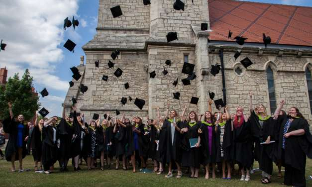 Day of Achievement as Art & Design Students Celebrate Degree Success