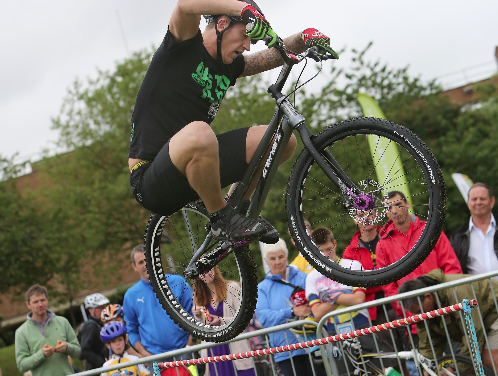 Get Your Heart Racing at Stockton Cycling Festival 2015