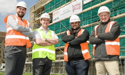 Tynemouth Flats Benefit from £2m Investment Programme