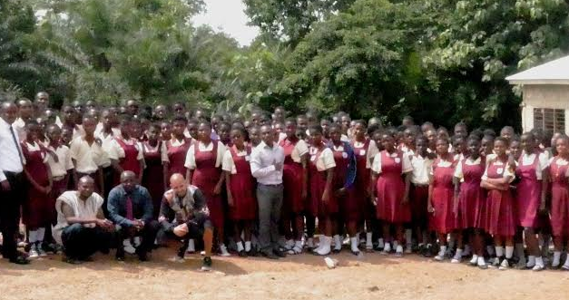 From Sunderland to Sunyani: Social Enterprise Stirs Passion for Learning in Ghana