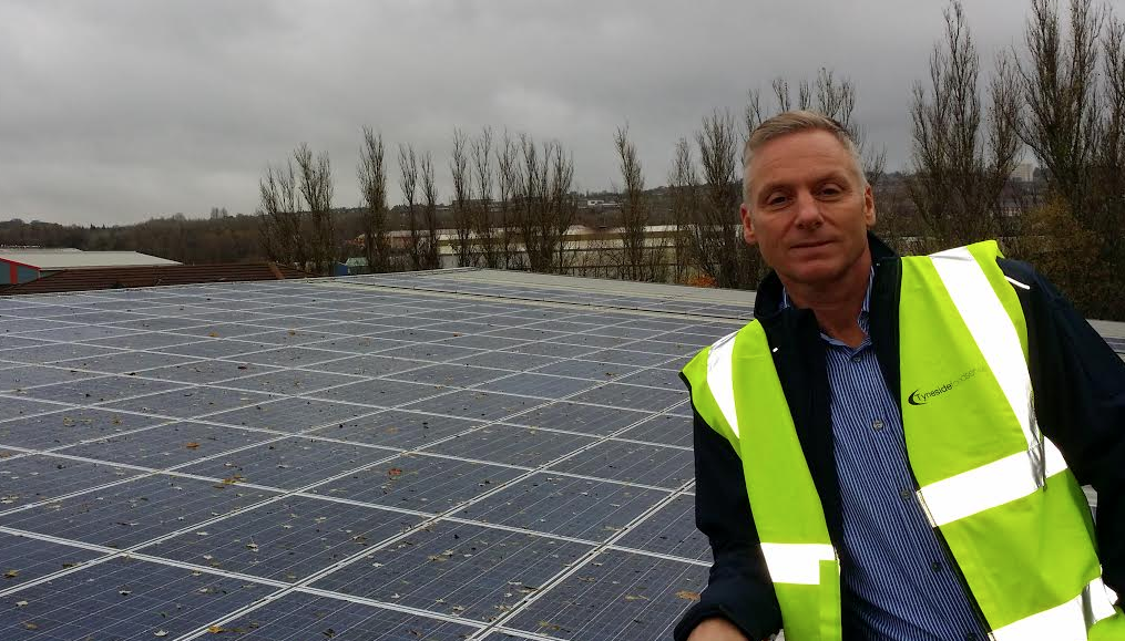 Solar Power Helps Food Service Distributor Cut Rising Energy Bills