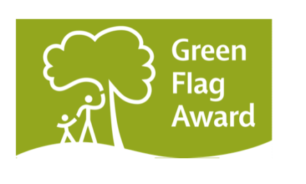 Clean Sweep for Town's Green Flag Parks