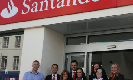 City Centre Bank Joins Forces with Charity to Raise Money for Disabled Children and Adults