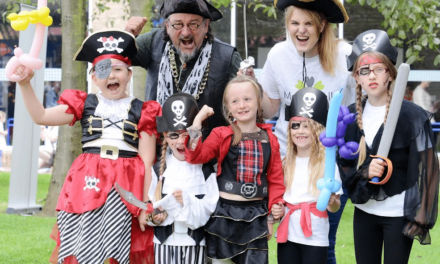 Family Fun in Abundance at Pirates and Princesses Day