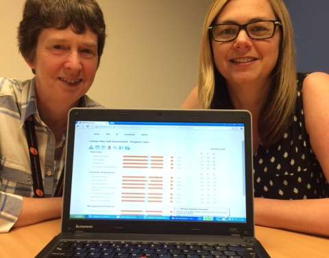 Gateshead Welfare to Work Provider Benefits from Online Self-Assessment Software
