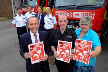 Northallerton Bonfire Partnership Pays Tribute to Support from Local Councils and Business