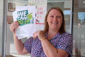 Darlington Woman Aims to Lose lbs to Raise £s for Macmillan Cancer Support in Memory of Colleague