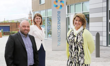 North East Business Celebrates a Healthy Expansion
