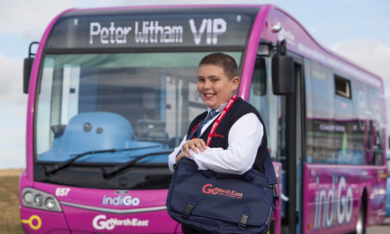 11-Year Old North East Schoolboy lands Dream Job thanks to heart-felt Job Application Letter to big Bus Firm