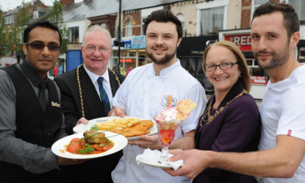 Launch of First Ever South Tyneside Restaurant Week