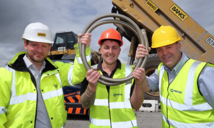 Banks Mining Appoints Pirtek Tyne & Wear to help Minimise Plant Downtime at Northumberland Surface Mines