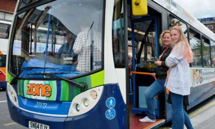 All Aboard for Learning as New Skills College and Bus Company Help Young People find their way