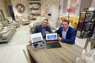 Online Fine Home Furnishing Retailer Opens Showroom on Teesside