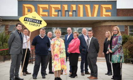 Festival of Thrift Steams ahead with Regional and National Support