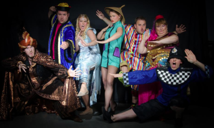 Aladdin to Lamp the Audience with a Real Festive Treat at The Phoenix, Blyth