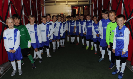 Footy Kids are on the Ball Thanks to Sponsor Deal with Hydrochem