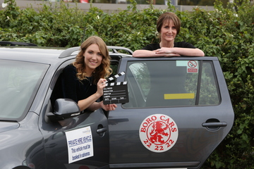 Boro Taxis helps aspiring Actress follow in TV stars' footsteps