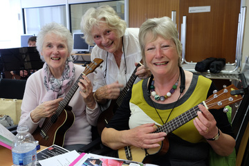 Ingenious affinity mortgage from Darlington Building Society supports ingenious activities at Age UK Darlington