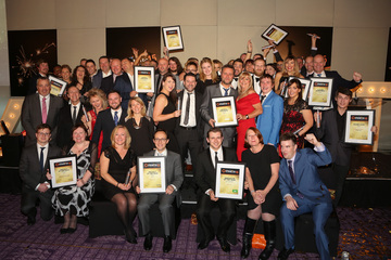 North East tech talent celebrated at Dynamites 15 awards ceremony