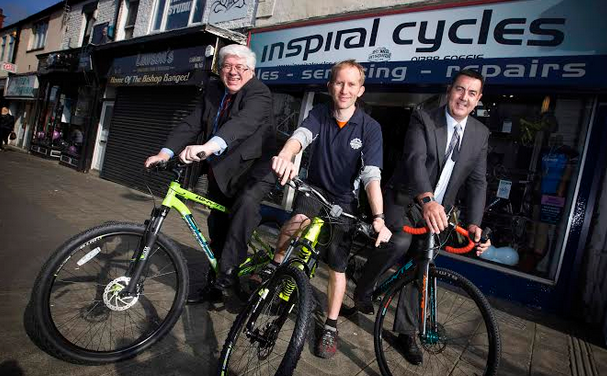Business riding high thanks to funding