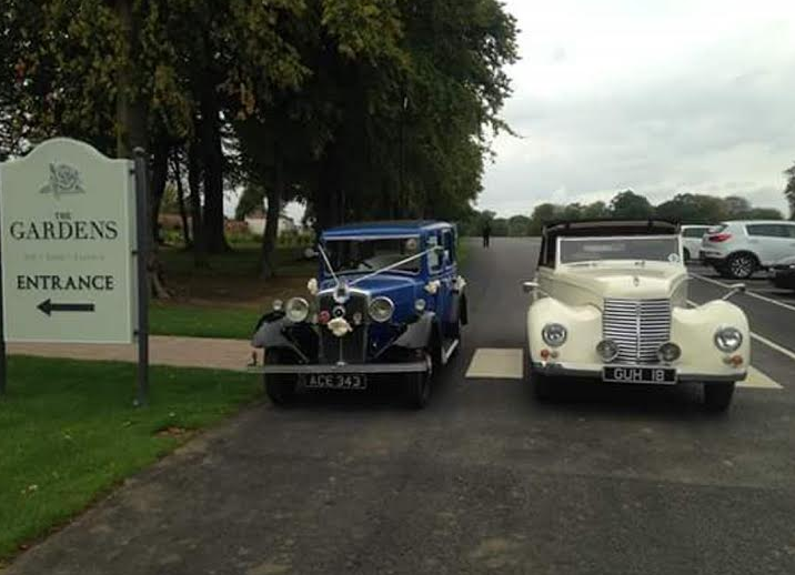 Pedals And Petals As Wynyards Gardens Hosts Car Show North East - Car shows north east