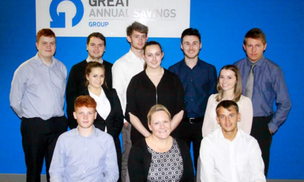 First tranche of apprentices join Great Annual Savings Group