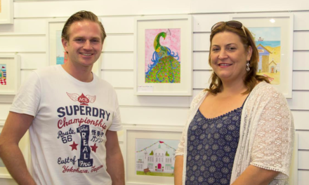 In the Frame as new artist joins Time Freezer Gallery