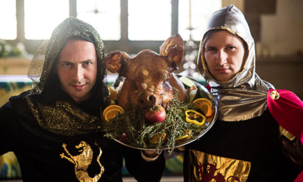 1879 Events Management turns back the Clock for Medieval Banquet