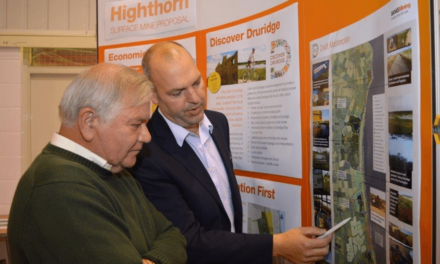 Plans Submitted for Highthorn Surface Mine