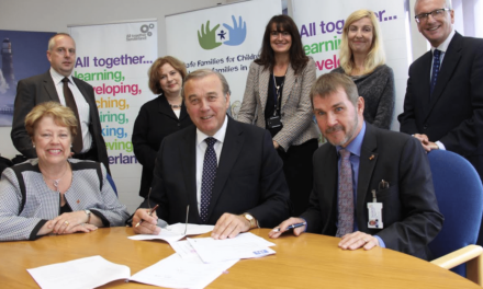 City commits to programme to help families facing challenge