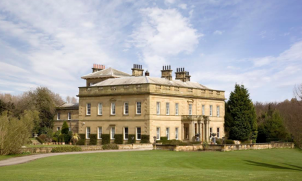 North Yorkshire country hall opens for business