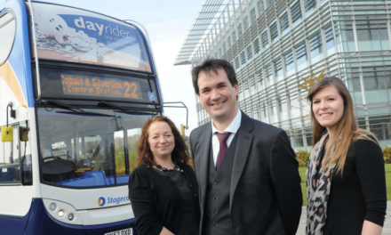 Bus operator launches new links to North Tyneside shopping and business parks