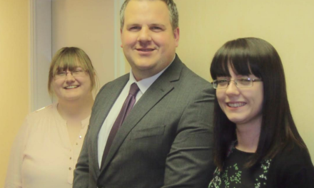 Training success for Dodds Brown Trio