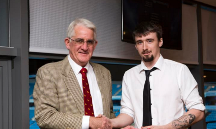 Recognition for North East Bus Apprentices at National Awards Ceremony