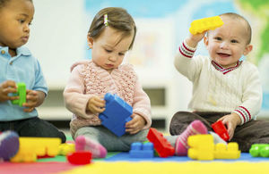 Help for parents to navigate childcare options online