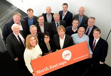 Regional leaders say yes to devolution with new Northern Powerhouse platform