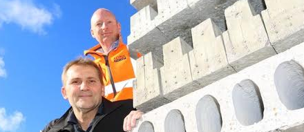 Lynx Precast has the formula for success at former smelter site