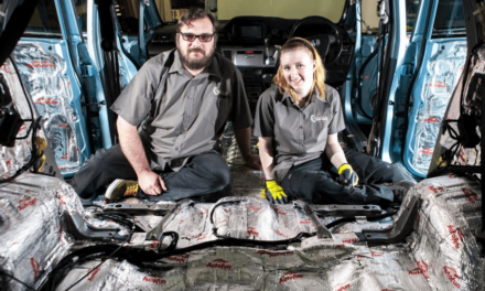 Student Motors ahead to a Successful Career