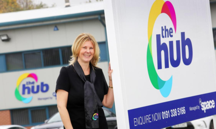 New centre manager appointed at The Hub